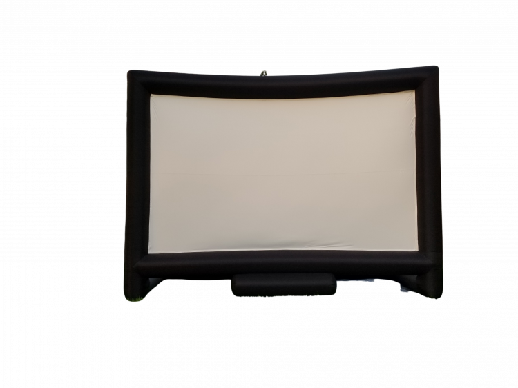 24' Inflatable Movie Screen